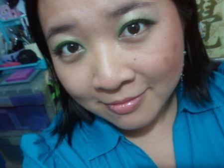 elf Little Black Beauty Book - Light Green