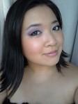 romantic makeup, valentine's day makeup, valentines day makeup, purple & pink makeup, alluring makeup, makeup pictorial, makeup tutorial, how-to makeup