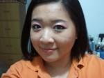 FS.Rain, Rain SHEN, FSRain, Makeup, Tutorial, Pictorial, CNY Inspired Makeup Look, Red theme eye makeup